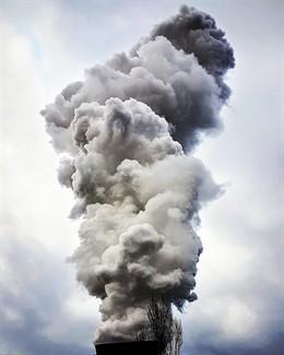 Nube de refrigeración, bacterias.