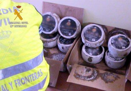 Tres investigados por no pagar más de 500 quesos que vendían en mercadillos