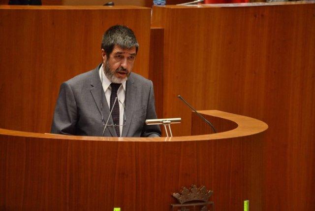 El procurador de Cs Manuel Mitadiel.