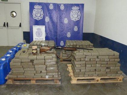 Detenciones y registros en varios municipios de la costa de Huelva en una operación contra el tráfico de hachís