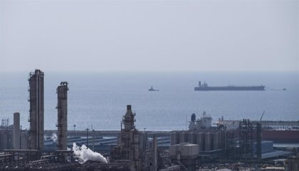 La Guardia Revolucionaria de Irán intercepta un petrolero extranjero en el golfo Pérsico