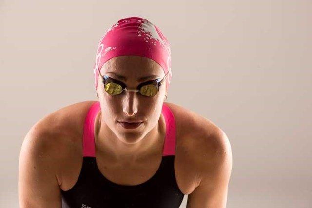 La nadadora española Lidón Muñoz.