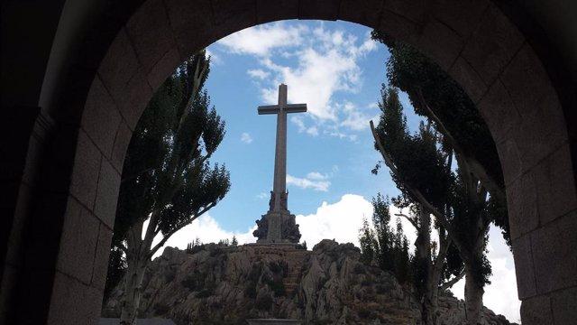 Basílica del Valle de los Caídos en San Lorenzo de El Escorial, en Madrid