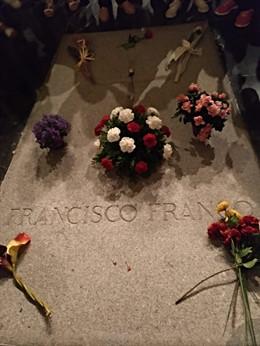Tomba del dictador Francisco Franco