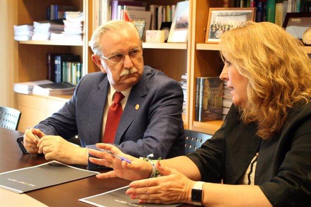 CGCOM y Fundación Luzón firman un acuerdo para mejorar la calidad de vida de los afectados por ELA