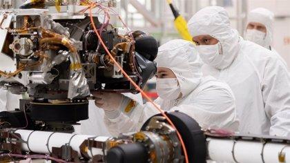 Un año para el lanzamiento del rover Mars 2020 de la NASA