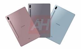 Filtración Galaxy Tab S6