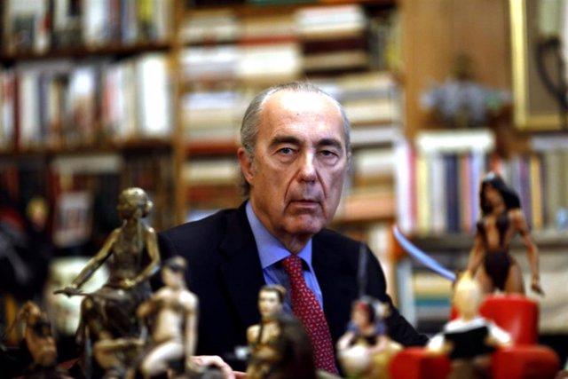 Entrevista de Europa Press a Luis Alberto de Cuenca