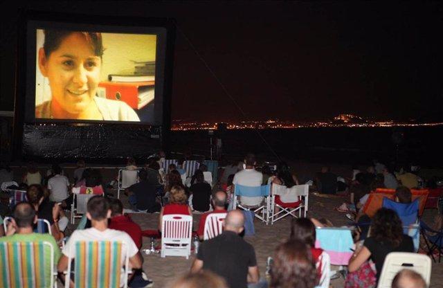 Imagen de archivo de una sesión de FICIE en Arenales
