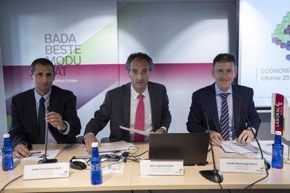 Laboral Kutxa estima un crecimiento de la economía el 2,7% este año en Navarra y del 2,2% en 2020