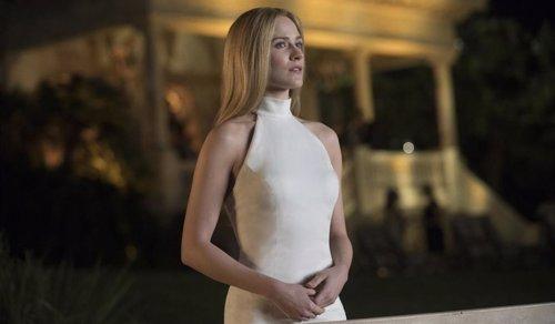 Dolores en la serie Westworld