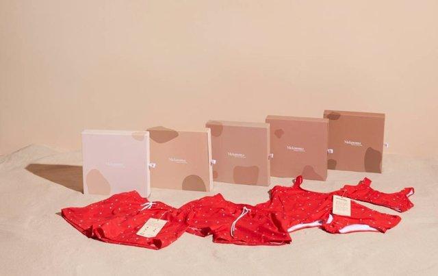 Foto de la campaña 'Melanoma Summer Collection'