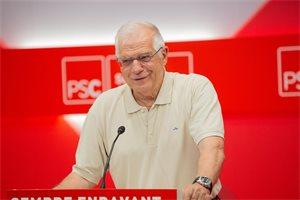 La historia de por qué Josep Borrell es argentino desde hoy