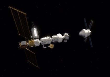 La estación Gateway orbitará la Luna cada siete días