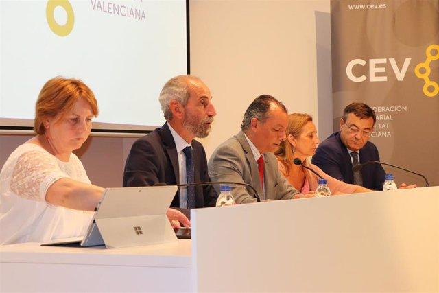 Reunión de los órganos de gobierno de la CEV