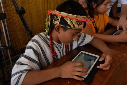 El programa educativo digital ProFuturo beneficia a 8,2 millones de niños de 28 países de América Latina, África y Asia