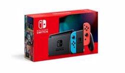 El nou model de Nintendo Switch amb una bateria de més autonomia arribarà al setembre (NINTENDO)