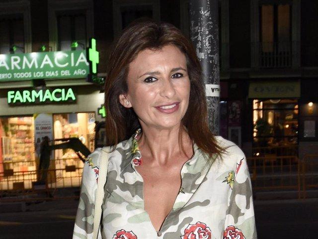 Gema López, colaboradora de Sálvame