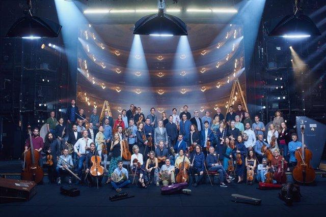 L'Orquestra Simfnica del Liceu