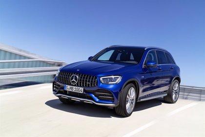 Mercedes-AMG renueva el GLC 43 4Matic, que aumenta su potencia hasta 390 caballos