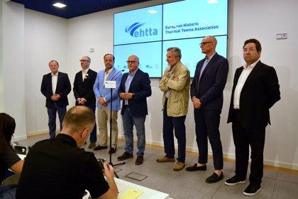La Asociación de Ciudades Termales reafirma en Ourense la potencialidad de este recurso