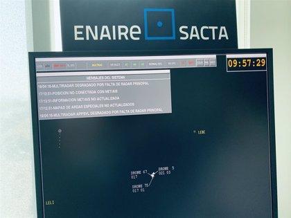 El consorcio Domus, participado por Enaire, realiza la primera demostración U-space con drones en España
