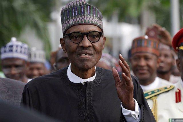 Muhamadu Buhari presidente de Nigeria