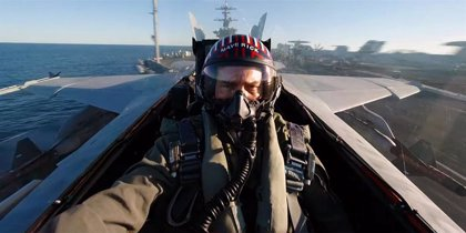 Tom Cruise vuela alto en el nostálgico tráiler de Top Gun: Maverick