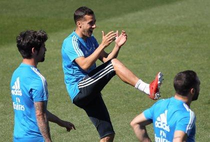 """Lucas Vázquez: """"El trabajo de Montreal hay que llevarlo a cabo contra el Bayern"""""""