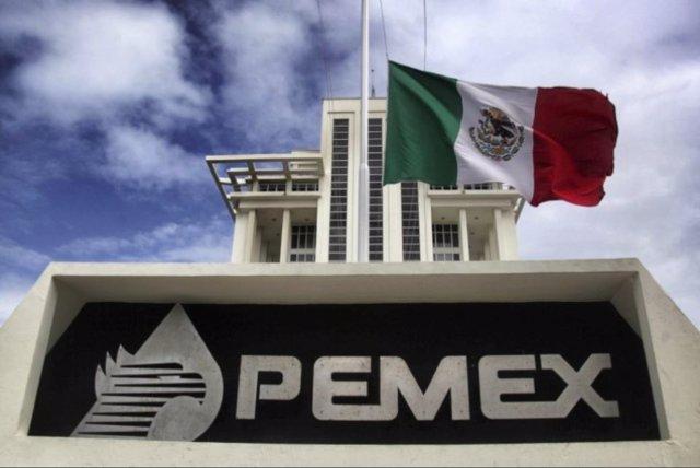 Sede de la estatal Petróleos Mexicanos (Pemex).