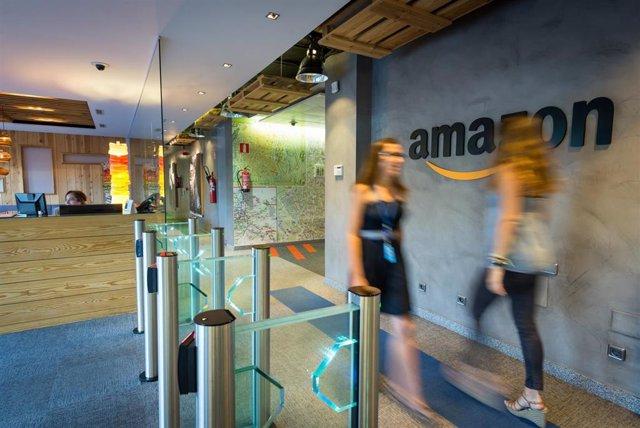 Amazon oficinas