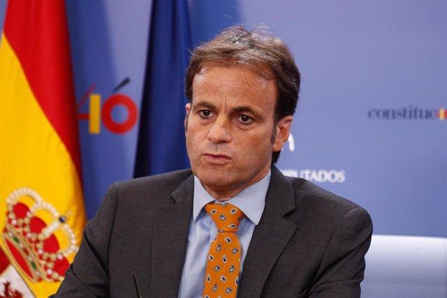 El diputado de en Comú Podem-Guanyem el Canvi, Jaume Asens