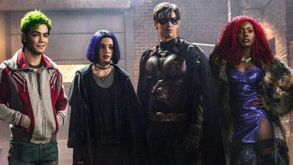 Muere el coordinador de efectos especiales de Titans durante el rodaje de la segunda temporada