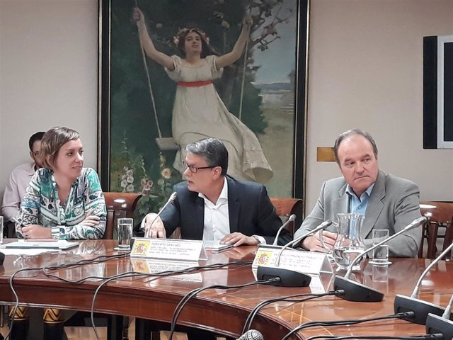 El director general de Telecomunicaciones y Tecnologías de la Información, Roberto Sánchez, presenta novedades del segundo dividendo digital.