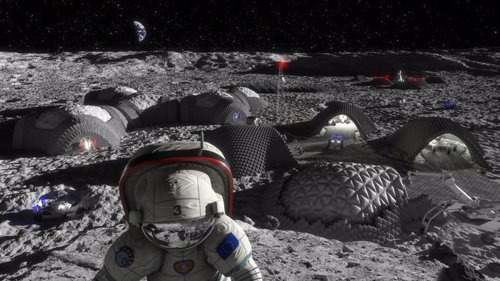 Futura base lunar