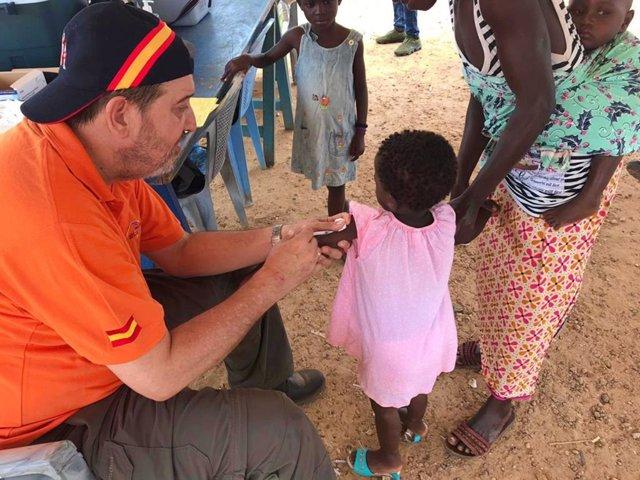 Grupo IHP suministra más de 9.000 vacunas contra el tétano durante su última expedición en Costa de Marfil