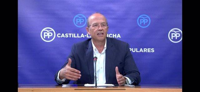 El senador del Partido Popular José Manuel Tortosa