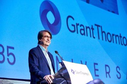 Grant Thornton celebra sus 35 años de actividad en España agradeciendo la confianza a clientes y empleados