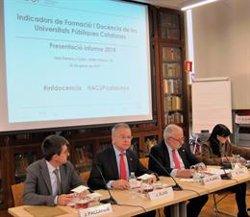 Les universitats públiques catalanes demanen al Govern una