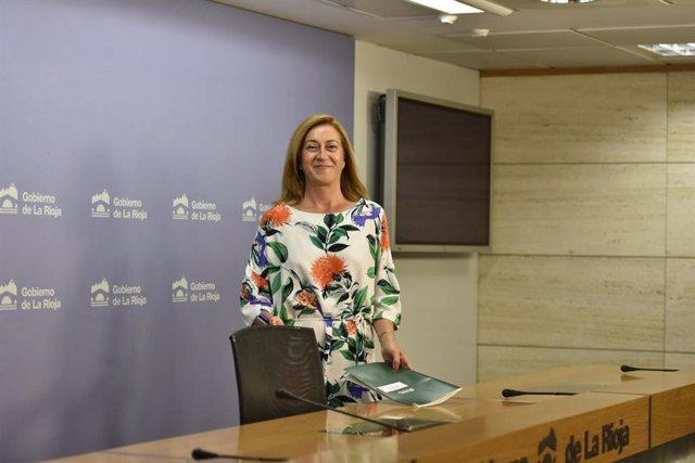 La portavoz del equipo de Gobierno, Begoña Martínez Arregui
