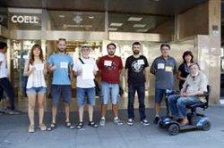 L'Assemblea en Defensa dels Serveis Públics espera que el Comú de Lleida i ERC rebutgin la 'Llei Aragonès' (ACN)
