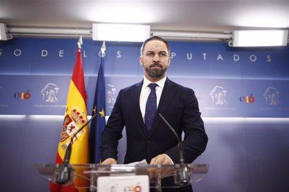 """Abascal reclama la """"expulsión inmediata"""" de los migrantes que han saltado la valla de Melilla"""