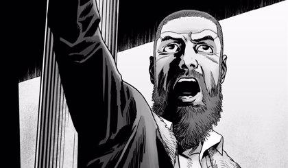 """Robert Kirkman responde a quienes acusan a The Walking Dead de ser """"repetitiva"""" en la Comic Con de San Diego"""