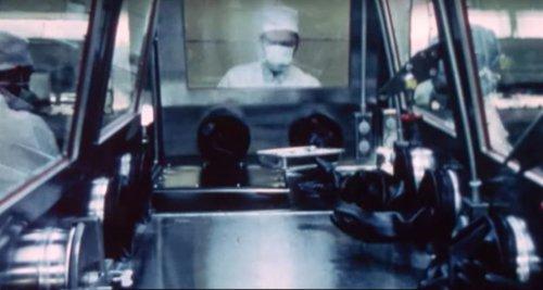 Muestras lunares del Apolo 11 fueron sometidas a pruebas exobiológicas