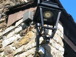 Llum artificial en el Parc Nacional d?Aigüestortes i Estany de Sant Maurici