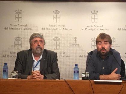 Podemos y CCOO en Renfe reclaman inversión en la red de cercanías en Asturias