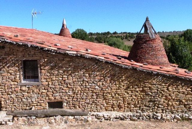 Chinenea típica de La Cuenca, en Soria.