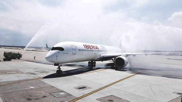 A350 de Iberia