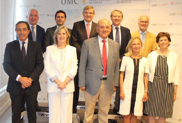 Nuevos miembros de la Comisión Central de Deontología del CGCOM