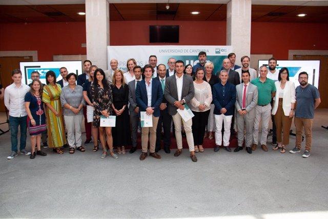 Nota Uc Entregados Los Premios Al Emprendimiento Universitario (Ucem) En Su Xvi Edición